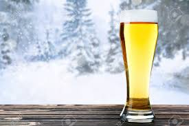 beer in the winter