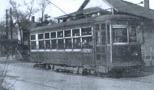 Asheville Street Car